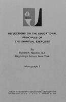 Reflections on the educational principles of the Spiritual exercises