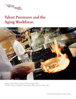 Talent pressures and the aging workforce