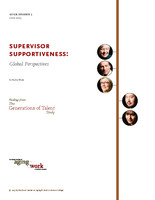 Supervisor supportiveness