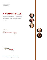 A woman's place? A cross-national exploration of gender role perspectives