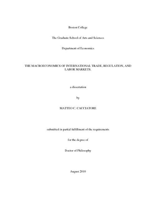 dissertation bread recipe