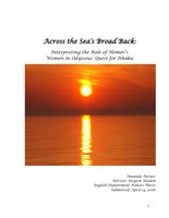 Across the Sea's Broad Back