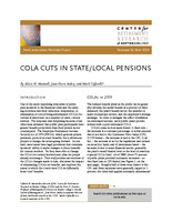 COLA cuts in state/local pensions