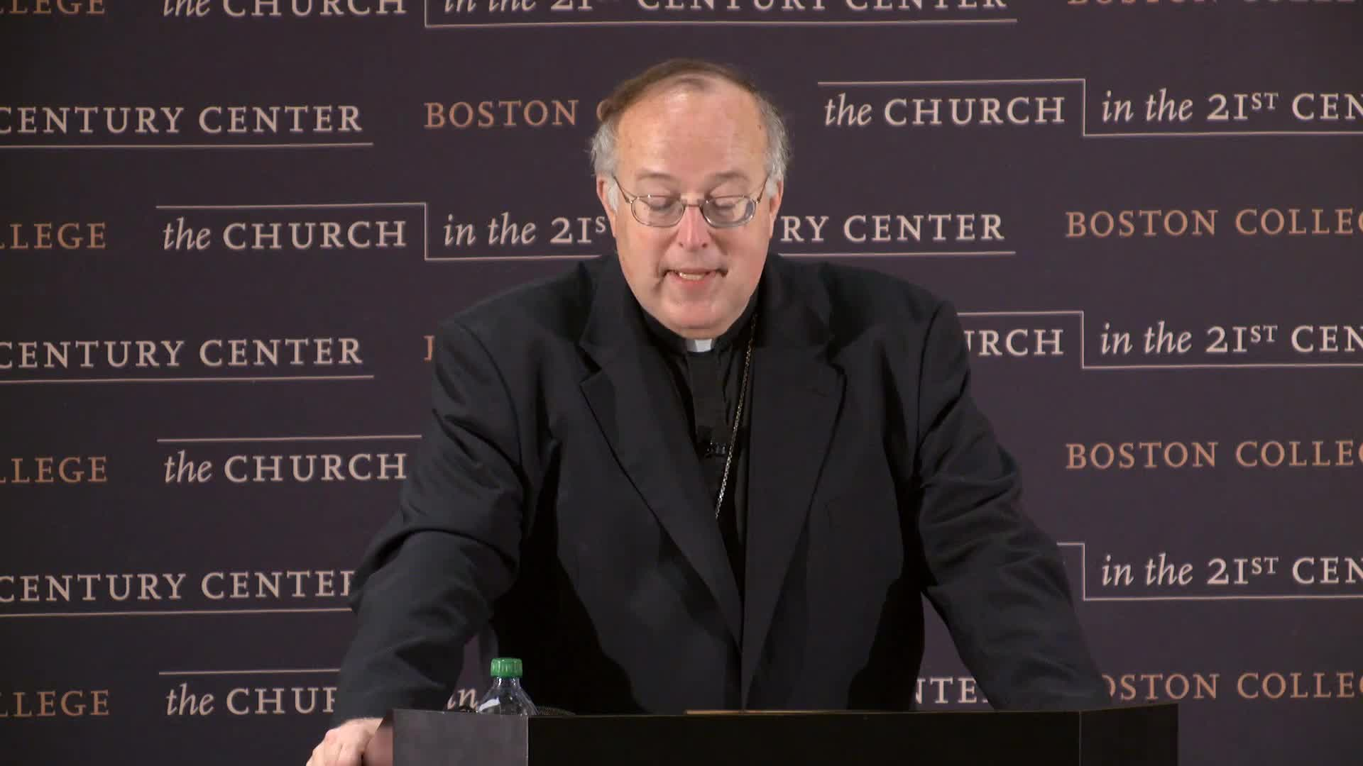 The challenge of Catholic teaching on war and peace in the present moment