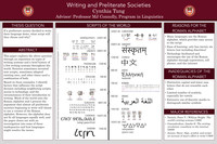Writing and preliterate societies
