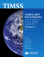 TIMSS 2007 encyclopedia