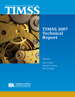 TIMSS 2007 technical report