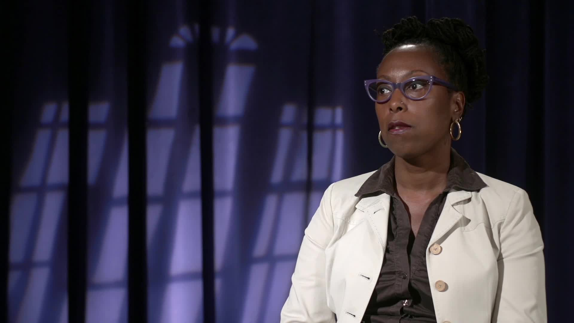 Interview with Rhonda D. Frederick on