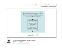 Performance assessment in IEA's third international mathematics and science study (TIMSS)