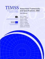 TIMSS assessment frameworks and specifications 2003