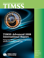 TIMSS advanced 2008 international report