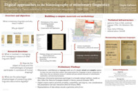 Digital approaches to the historiography of missionary linguistics