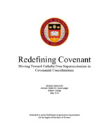 Redefining Covenant