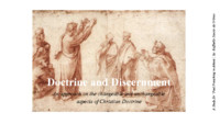 Doctrine and discernment