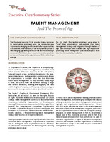 Talent management and the prism of age