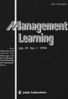 Managerial learning, organizational learning