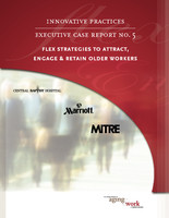 Flex strategies to attract, engage retain older workers
