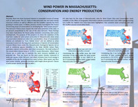 Wind power in Massachusetts