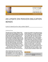 An update on pension obligation bonds