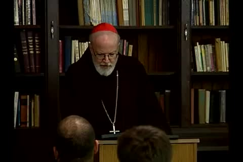 Cardinal Sean O'Malley, OFM