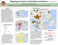 Mapping justice in East Boston and Revere