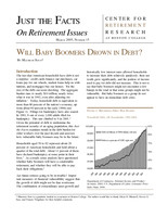 Will Baby Boomers drown in debt?