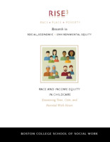 Race and income equity in childcare