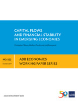 Capital flows and financial stability in emerging economies