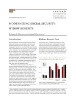 Modernizing Social Security