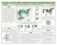 The impact of armed conflict on health care provision and health systems in Syria