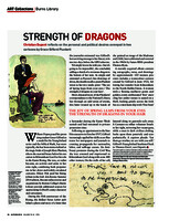 Strength of dragons